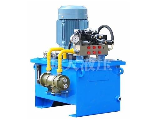 液压站液压系统