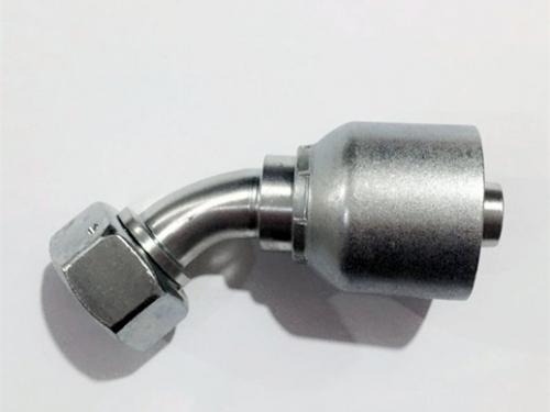 派克1CE70系列内螺纹45°接头
