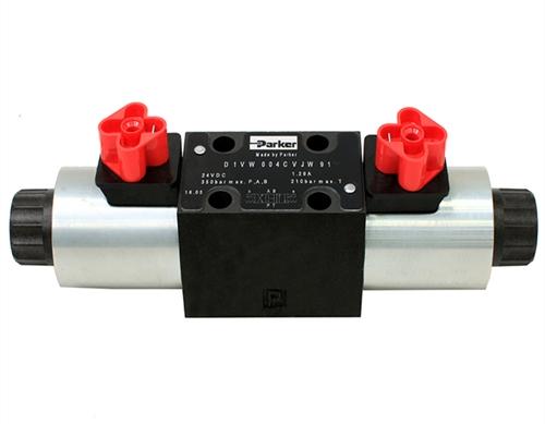 派克D1VW系列方向控制阀