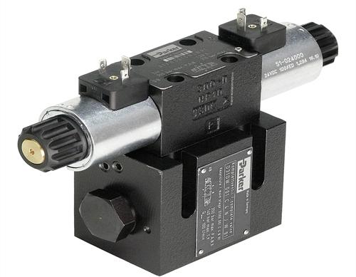 派克D3W系列方向控制阀